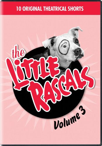 The Little Rascals Vol 3