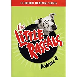 The Little Rascals Vol 4