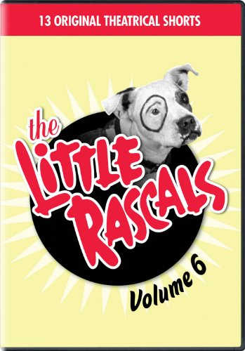The Little Rascals Vol 6