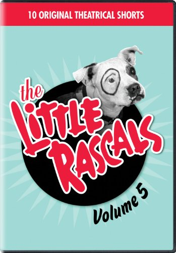 The Little Rascals Vol 5