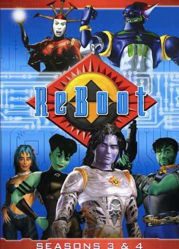 ReBoot: Season Three and Four