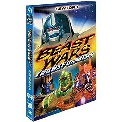 Transformers Beast Wars: Season One