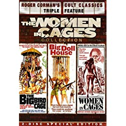 The Women In Cages Collection (Roger Corman's Cult Classics) [Big Doll House, Women In Cages, The Big Bird]