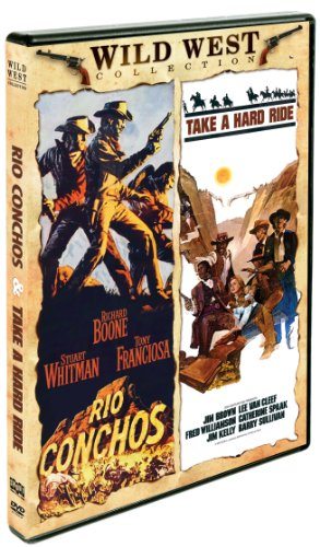 Rio Conchos/Take a Hard Ride (Double Features)