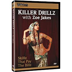 Bellydance Superstars-Killer Drillz With Zoe Jakes