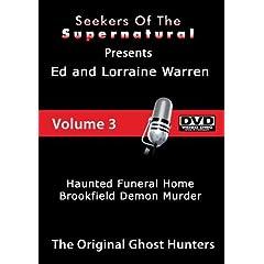 Ed and Lorraine Warren Haunted Funeral Home and Brookfield Demon Murder