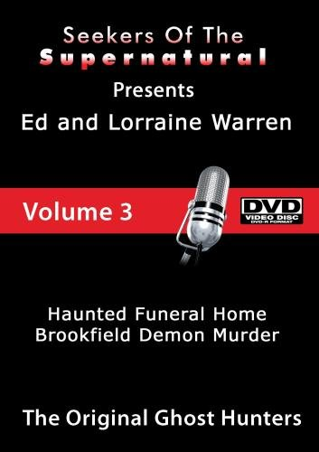 Ed and Lorraine Warren Haunted Funeral Home and Brookfield Demon Murder