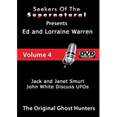 Ed and Lorraine Warren Jack and Janet Smurl and John White Discuss UFOs