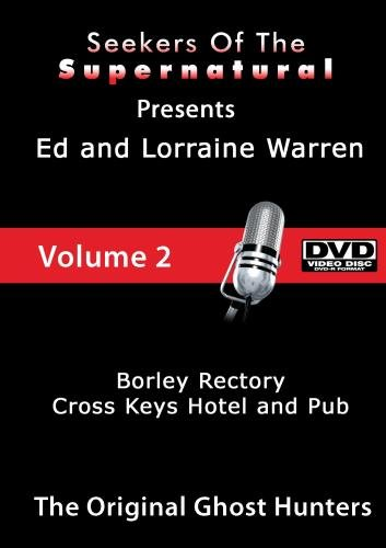 Ed and Lorraine Warren Borley Rectory and Cross Keys Hotel and Pub