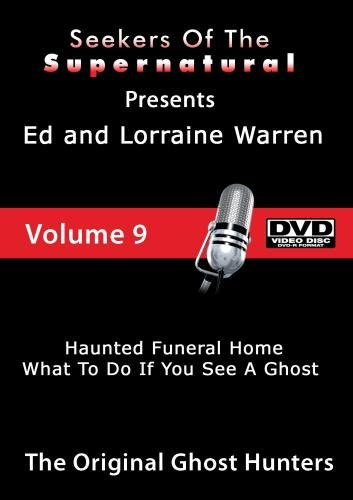 Ed and Lorraine Warren What to Do If You See A Ghost and Haunted Funeral Home