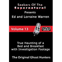 Ed and Lorraine Warren True Haunting of a Bed and Breakfast with Investigation Footage