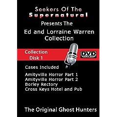 Ed and Lorraine Warren Collection Volume 1