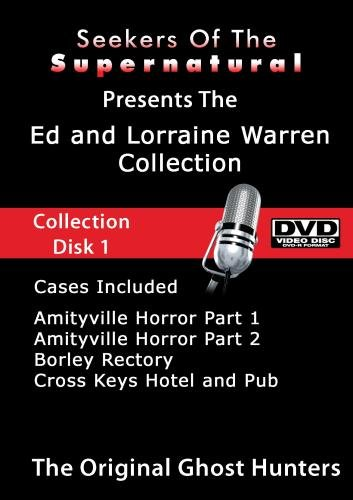 Ed and Lorraine Warren Collection Volume 1
