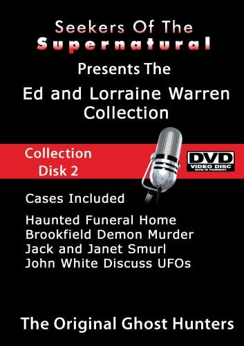 Ed and Lorraine Warren Collection Volume 2