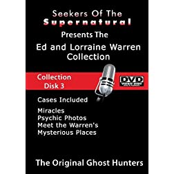 Ed and Lorraine Warren Collection Volume 3