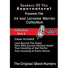 Ed and Lorraine Warren Collection Volume 4