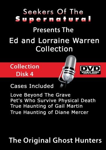 Ed and Lorraine Warren Collection Volume 4