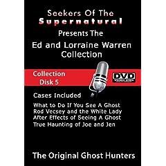 Ed and Lorraine Warren Collection Volume 5