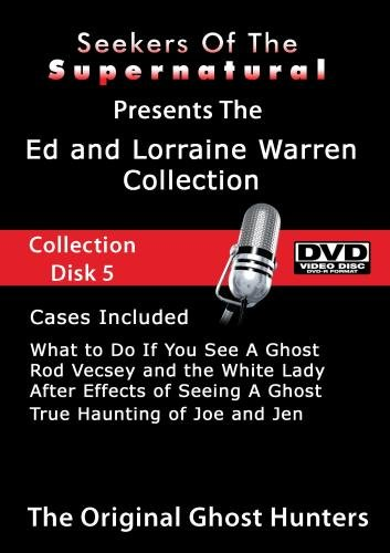 Ed and Lorraine Warren Collection Volume 5