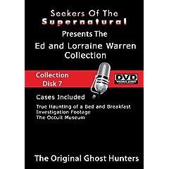 Ed and Lorraine Warren Collection Volume 7