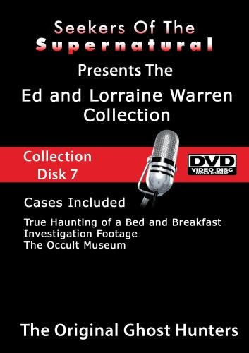 Ed and Lorraine Warren Collection Volume 7