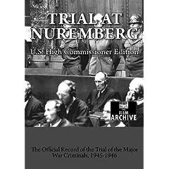 Trial at Nuremberg: U.S. High Commissioner Edition