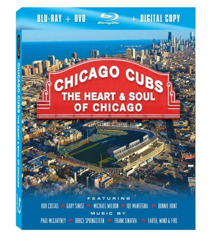 Chicago Cubs: The Heart & Soul of Chicago [Blu-ray Combo Pack: BD, DVD and Digital Copy]