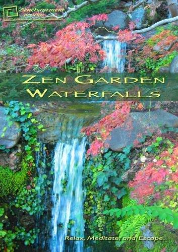 Zen Garden - WATERFALLS Relaxation & Meditation DVD