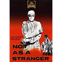 Not As A Stranger