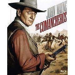 The Comancheros (50th Anniversary Edition) [Blu-ray]