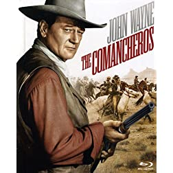 The Comancheros (50th Anniversary Edition) [Blu-ray]