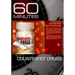 60 Minutes - Counterfeit Drugs (March 13, 2011)