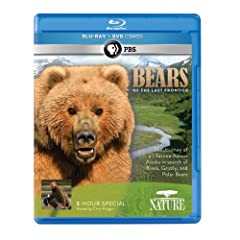 Nature: Bears of the Last Frontier [Blu-ray]