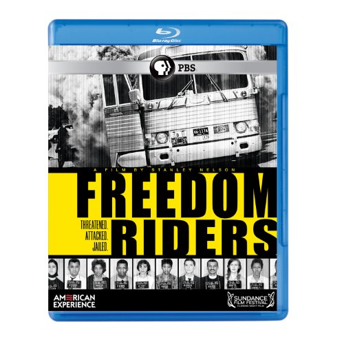 American Experience: Freedom Riders [Blu-ray]