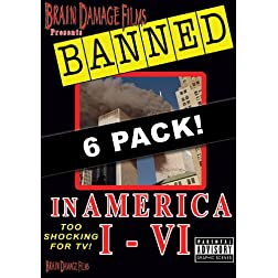 Banned in America Vols. 1-6