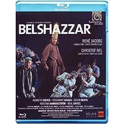 Handel: Belshazzar [Blu-ray]