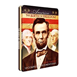 America: The Birth of Freedom - Collectible Tin