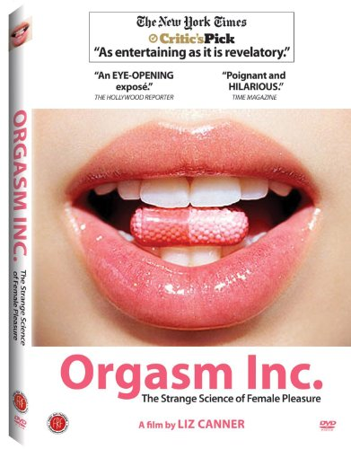 Orgasm Inc. (Alternate Cover)