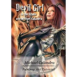 Devil Girl - In the Studio with Michael Calandra