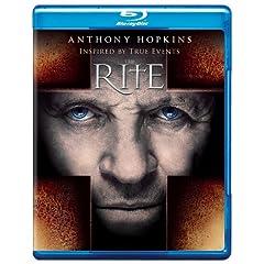 The Rite [Blu-ray]