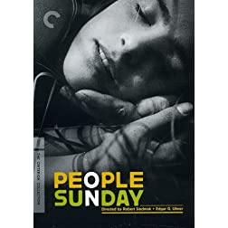 People on Sunday: The Criterion Collection