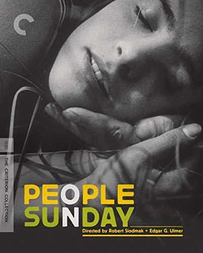 People on Sunday: The Criterion Collection [Blu-ray]
