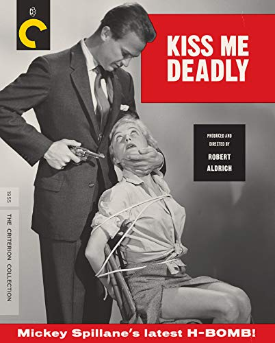 Kiss Me Deadly: The Criterion Collection [Blu-ray]