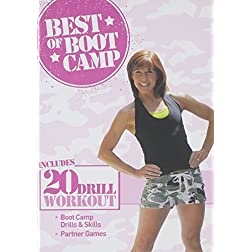 Mindy Mylrea: Best of Boot Camp Workout