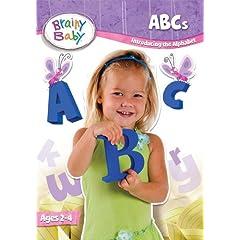 Brainy Baby ABCs DVD Deluxe Edition