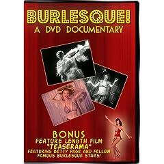 Burlesque! A DVD Documentary