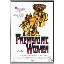 Prehistoric Woman (UK PAL Region 0)