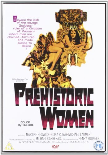Prehistoric Woman (UK PAL Region 0)