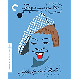 Zazie dans le metro: The Criterion Collection [Blu-ray]