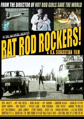 Rat Rod Rockers! (First Edition)